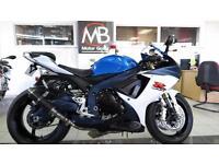 2012 SUZUKI GSXR 750 L1 GSXR750 L1 750cc Nationwide Delivery Available