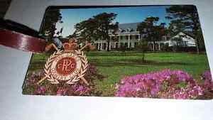 Pine Lakes Country Club Bag Tag Myrtle Beach