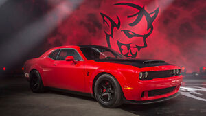 2018 Dodge Challenger Demon Coupe  Call to Order Now