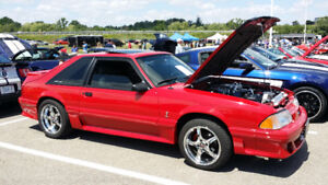 Absolutely Mint 1987 Mustang Gt Cobra