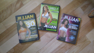 Workout dvds