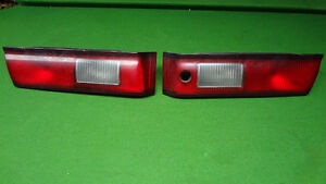 1997-1999 Toyota Camry Replacement Trunk Tail Light