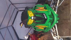 Selling 06 Firecat 700
