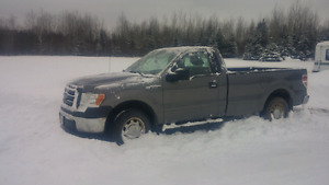 2010 Ford XL 150 (43994 km)
