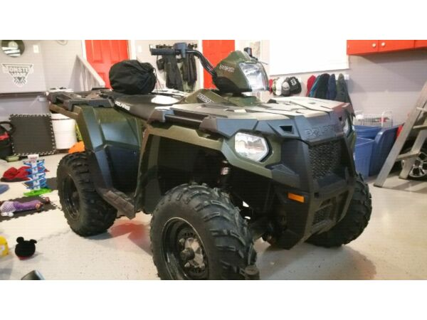 Used 2015 Polaris Sportsman ETX