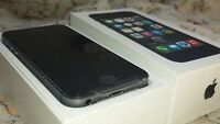 BRAND NEW IN BOX - IPHONE 5S - UNLOCKED - FULL 1 YR WARRANTY!!