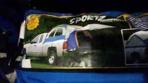 Tent for the back of ur truck