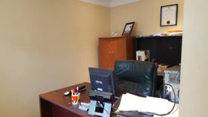 Office space for rent