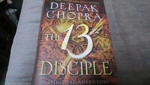 The 13th Disciple by Deepak Chopra