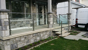 Fences, Gates, Stair cases, handrails, and metal fabrication!