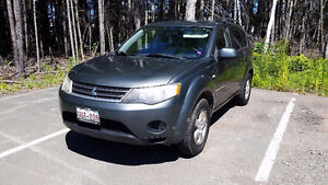 2008 Mitsubishi Outlander SUV for sale!