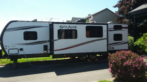 Roulotte 33'' Palomino Solaire Ultra Light 2014