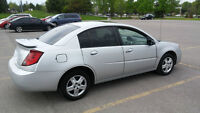 NEED QUICK SALE: 2007 Saturn ION Sedan $5500 REDUCED