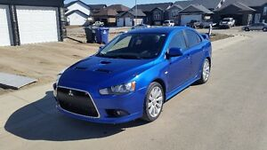 2009 Mitsubishi Lancer Ralliart Premium Sedan