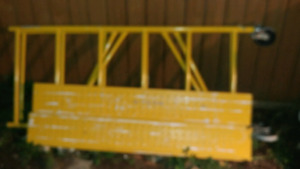 Mobile/rolling scaffold