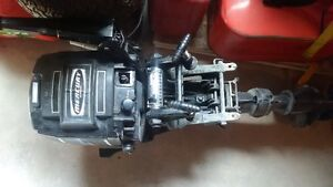 9.8 hp 2 stroke outboard Kawartha Lakes Peterborough Area image 2
