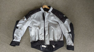 Tourmaster motorcycle jacket
