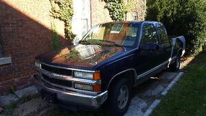 1998 Chevrolet Pickup Truck