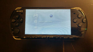 PSP 3000 - Good Condition, 8GB Memory Card, $120 OBO