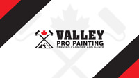 Valley Pro Painting special offer!