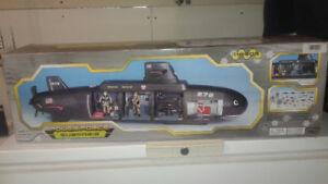 modele réduit de sous-marin