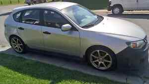 Subaru impreza 2.5i for sell.