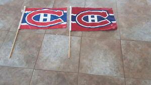 Drapeau du canadiens