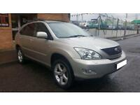 2007 57 LEXUS RX 3.5 350 LTD EDITION 5D AUTO 273 BHP