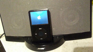 2x one$$$Bestmom's iphone 5 unlocked and bose speaker with ipood