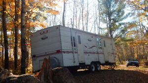 30 ft terry fleetwood trailer for sale