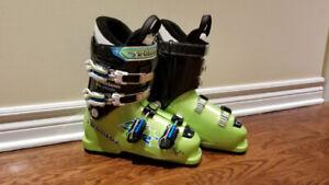 Size 23.5 Tecnica Bodacious JR Pro Ski boots