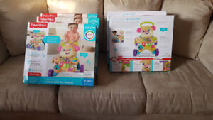 Fisher-Price Laugh & Learn Smart Stages Learn Walker