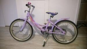 Vélo norco fille