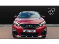 2017 Peugeot 3008 1.6 BlueHDi 120 Allure 5dr EAT6 Diesel Estate Auto Estate Dies