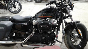 Harley-Davidson  Fourty-Eight Sportster