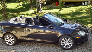 2007 Volkswagen Eos Hard Top Convertible
