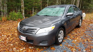 2010 Toyota Camry Undercoated Regularly