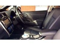 2017 Nissan Leaf Tekna 30kWh Automatic Electric Hatchback