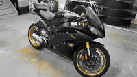 Perfect 2009 Yamaha YZF R6