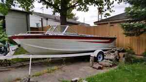 Project Boat   1977 Starcraft Hollyday 18