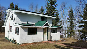 Lakefront opportunity in Birch Grove- Moose Lake!