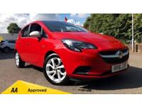 2016 Vauxhall Corsa 1.2 Sting 5dr Manual Petrol Hatchback