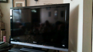Sony 45 inch flat screen tv for sale