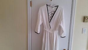 Robe de chambre longue