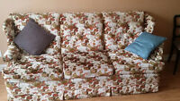 beautiful sofa cough for sale must go