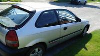 2000 Honda Civic Hatchback 2 portes