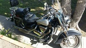 1999 Suzuki Intruder Cruiser VL1500 VG condition