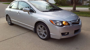 2009 Acura CSX Sedan on Sale