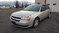 2005 Chevrolet Malibu LS Sedan ** SALE PRICED ** CLEARANCE $1999