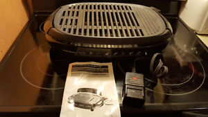 Hamilton Beach indoor grill. BEST OFFER.